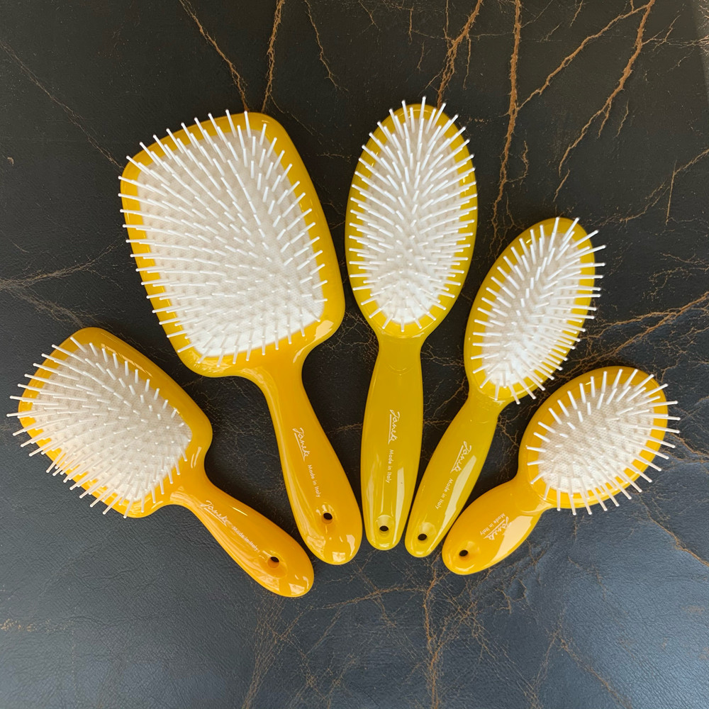 Yellow Brush Collection OUTLET