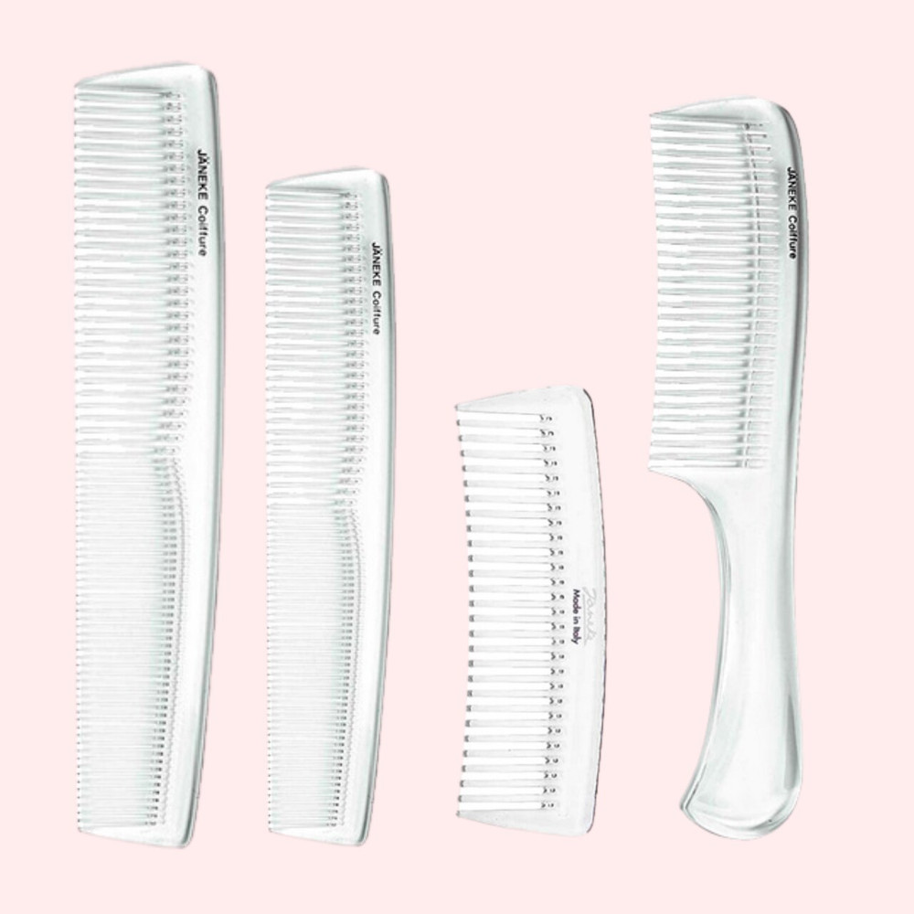 Clear Combs Collection OUTLET