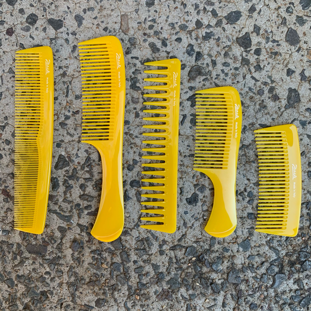 Yellow Comb Collection OUTLET