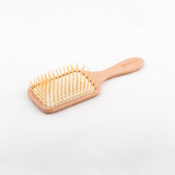 Beech Wood Paddle Hairbrush (SP94) by Janeke