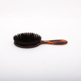 Pure Boar Bristle Handmade Tortoise Classic Hair Brush (JK-26212S)