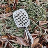 Janeke Silver Superbrush (White)