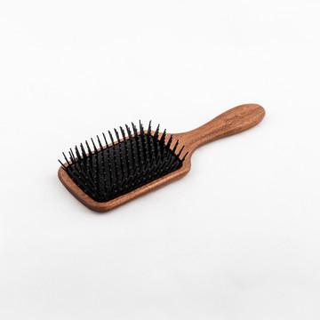 Bobinga Wood Paddle Brush (SP94BK) by Janeke
