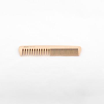 Beech Wood Large Styling Comb (LG365) by Janeke