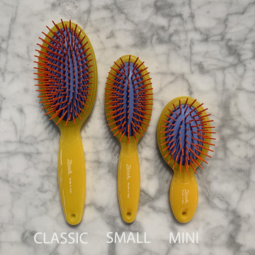 Colourful Small Hairbrush Assorted OUTLET