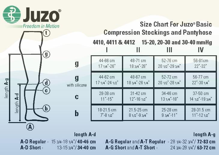 juzo compression socks basic casual