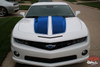 Chevy Camaro R-SPORT Factory OE Style Rally Racing Stripes Vinyl Graphics Kit fits 2010 2011 2012 2013 2014 2015