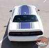 Dodge Challenger SHAKER Factory OEM Shaker Hood Roof Trunk Vinyl Rally Stripe Kit for 2015 2016 2017 2018 2019 2020 2021