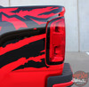 Chevy Colorado ANTERO Rear Truck Bed Accent Vinyl Graphic Decal Stripe Kit 2015 2016 2017 2018 2019 2020 2021