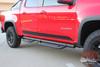 Chevy Colorado RAMPART Lower Rocker Door Panel Body Accent Vinyl Graphic Decal Stripe Kit 2015 2016 2017 2018 2019 2020 2021