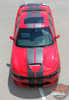 Dodge Charger N-CHARGE S-PACK R/T Scat Pack SRT 392 Hellcat Racing Stripe Rally Hood Vinyl Graphics Decals 2015 2016 2017 2018 2019 2020