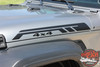 Jeep Wrangler BYPASS Side Door Decals Body Stripes Vinyl Graphics Kit for 2018 2019 2020 2021 Wrangler Models