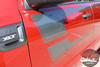 2019 2020 2021 Ford Ranger Upper Body Door Decals STRIKER Stripes Vinyl Graphics Kit 2019 2020 2021 2021