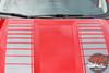 Ford Ranger Split Hood Decals NOMAD HOOD Stripes Vinyl Graphics Kit 2019 2020 2021 2021