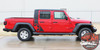 Jeep Gladiator OMEGA Side Body Star Vinyl Graphics Decal Stripe Kit for 2020-2021 Models