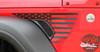 Jeep Gladiator PATRIOT Side Body Star Vinyl Graphics Decal Stripe Kit for 2020-2021 Models