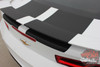Rear View of 2016 Camaro Duel Rally Stripes CAM SPORT 2016 2017 2018