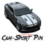 2017 Camaro Rally Stripes CAM SPORT PIN 2016 2017 2018