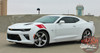 Profile View of Chevy Camaro Fender HASH MARKS Decals 2016 2017 2018