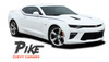 Chevy Camaro Side Upper Decal Kit PIKE 2016-2017-2018