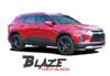 Chevy Blazer BLAZE Lower Rocker Door Panel Body Vinyl Graphics Decals Stripes Kit 2019 2020 2021