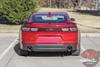 2019 Camaro Rear Decals CAM TRUNK BLACKOUT 2019-2020