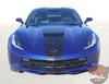 Chevy Corvette Rally Stripes C7 RALLY 2014-2018 2019 3M
