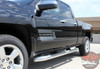 2017 Chevy Silverado Black Side Stripes SHADOW 2013-2018