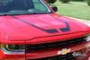"FLOW : 2018 2017 2016 Chevy Silverado ""Special Edition Rally"" Hood and Side Door Body Hockey Accent Vinyl Graphic Stripe"