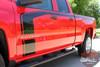 Chevy Silverado Hood Decals FLOW HOOD Stripes 2016 2017 2018
