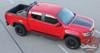 2020 Chevy Colorado Hood Graphics SUMMIT HOOD 2015-2021