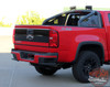 2018 Chevy Colorado Tailgate Decals GRAND TAILGATE 2015-2020
