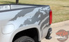 GMC Canyon Side Stripe Decals ANTERO 2015 2016 2017 2018 2019