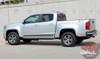 2020 Chevy Colorado Decals RAMPART 2015-2021