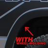Dodge Ram REB SIDES Stripes Rebel 1500 Decals Accent Vinyl Graphics Kit 2019, 2020, 2021 Models