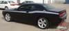 2018 Dodge Challenger Stripes Matte Black CLASSIC TRACK 2008-2018 2019 2020 2021