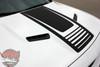 2017 Dodge Challenger Hood Graphic CUDA STROBE HOOD 2008-2020 | MCG