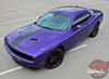 View of 2017 Dodge Challenger Middle Stripes 15 FINISHLINE 2011-2020 2021
