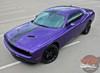 View of 2019 Dodge Challenger Center Graphics 15 FINISHLINE 2011-2020 2021