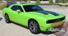 Top View of Green 2017 Challenger Hood Graphics CHALLENGE HOOD 2015-2020 2021