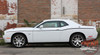 Rear View of 2016 Dodge Challenger Side Graphics SXT SIDE KIT 2011-2020 2021