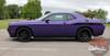 Profile View of 2018 Dodge Challenger Body Stripes ROADLINE 2008-2020 2021