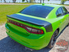 Side View of 2018 Charger Side Graphics CHARGER TAIL BAND 2015-2020 2021