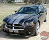 Front View of 2014 Charger SR8 Body Kit N-CHARGE 2011 2012 2013 2014