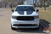 View of 2018 Dodge Durango Hood Stripes PROPEL HOOD 2011-2020 2021