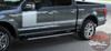 Side View of 2019 F150 Side Decals 15 FORCE 1 2009-2018 2019 2020