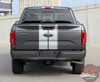 Rear View of 2017 F150 Rally Stripes F RALLY 2015-2017