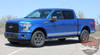 Side View of Ford Decals F150 15 150 ROCKER 1 2015-2018 2019 2020
