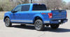 Side View of 2017 Ford F150 Decals 15 150 ROCKER 1 2015-2017 2018 2019 2020