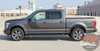 Profile view of 2017 Ford F150 Graphics SIDELINE 2015-2018 2019 2020